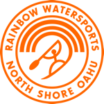 Rainbow Watersports Stand Up Paddle Lessons Haleiwa, Oahu, Hawaii
